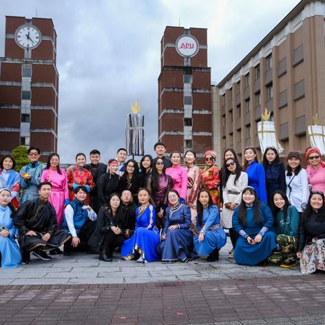 APUxモンゴル協会