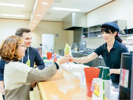 'Soft serve the right spot':A Look into Japanese Ice Cream