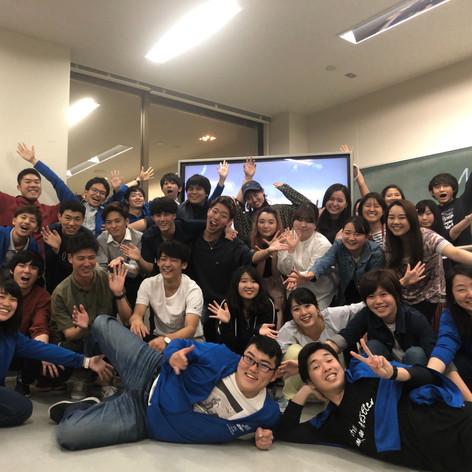 APU Local Committee of AIESEC Japan *Voluntary Club