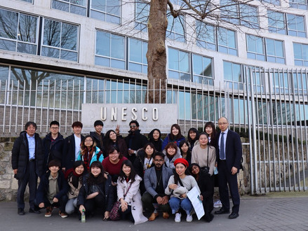 Inside international organizations: field study in Paris, Geneva, and Tokyo