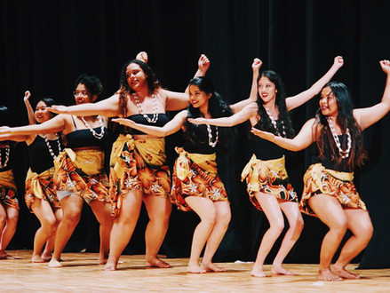 The community spirit of Oceania Week