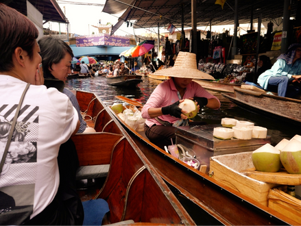 """Cherished Trip - Presented by Huge Traveling Fan SPA -Thailand the """"Land of Smiles"""" Ver."""