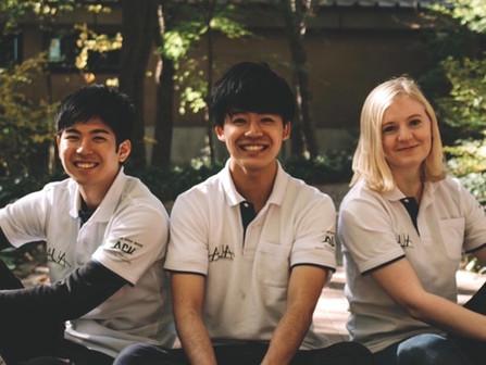 Job Hunting Tips for APU Students 2020 -Vol.2 MARUYAMA Jin