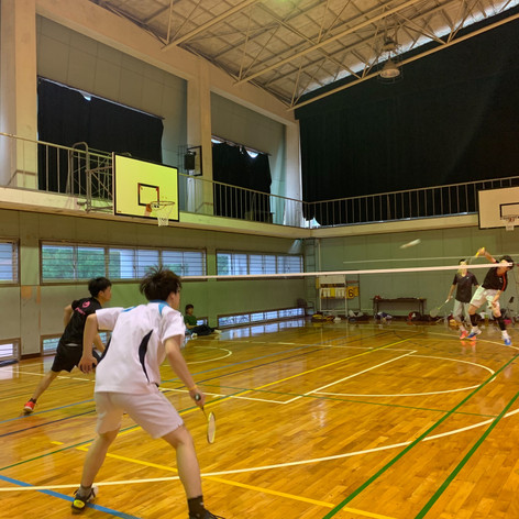 APU Badminton Club