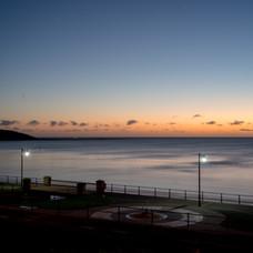 Sunrise Over Filey Bay