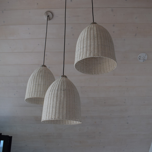 Lounge Hanging Lights