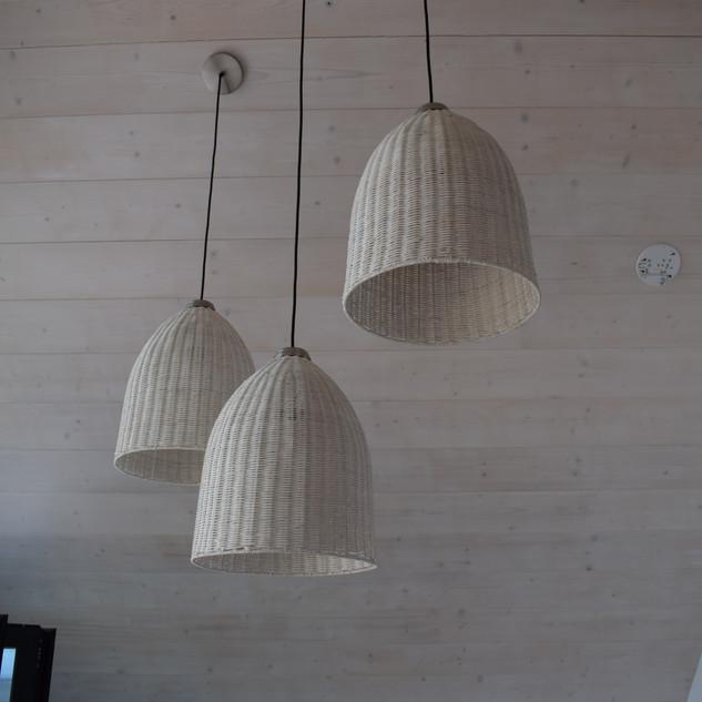 Lounge Hanging Lights