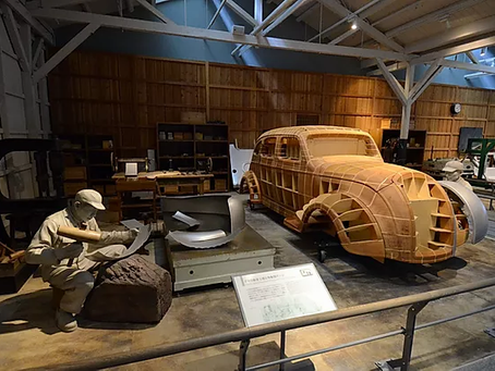 The History of Toyota is much more than Textiles, it's a Lesson in Adaptation