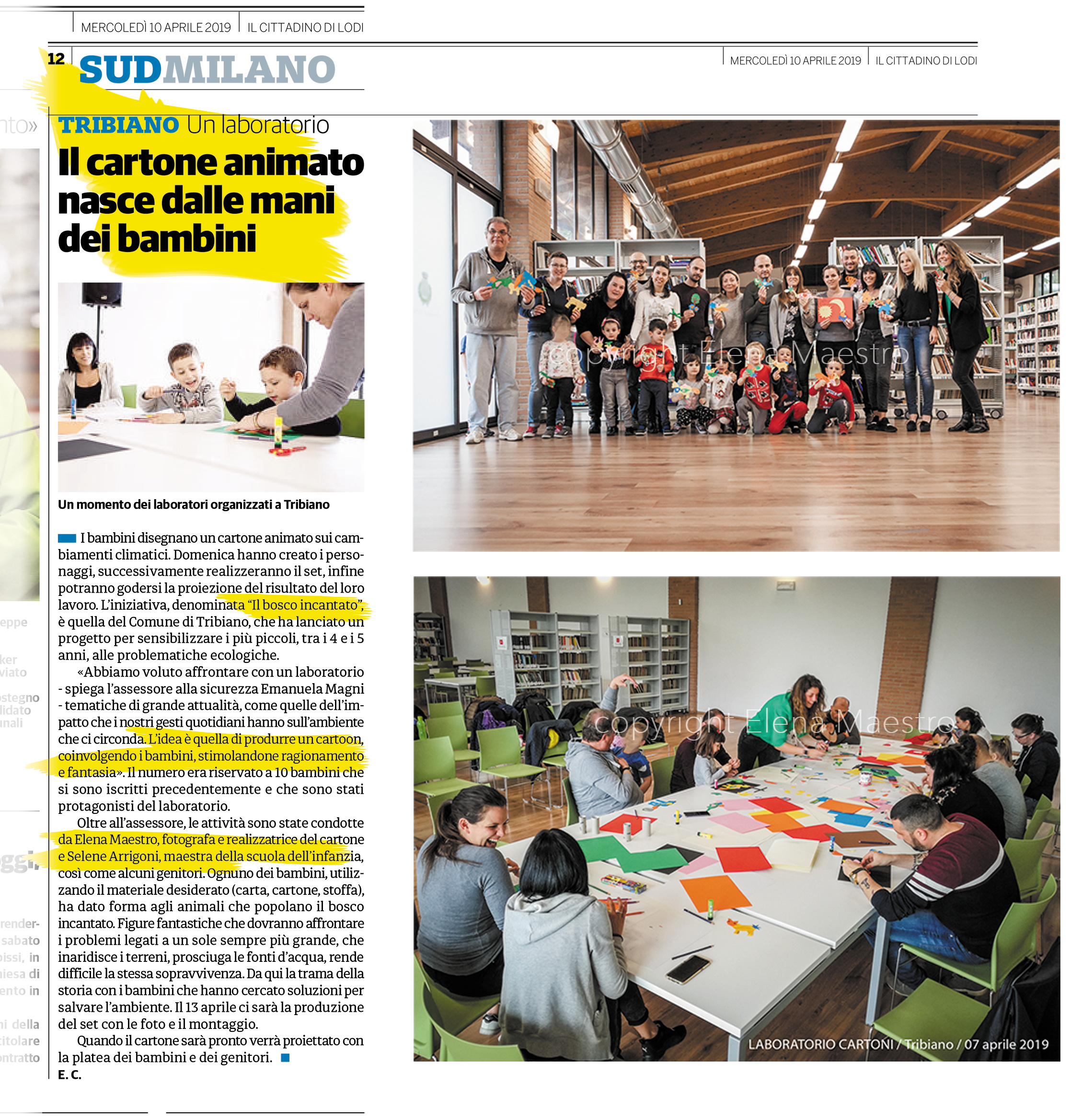 GIORNALE 12