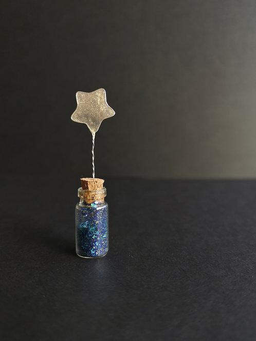 Sandy star, mini bottle