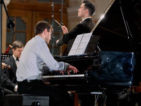 Концерт ля мінор для фортепіано з оркестром Станіслава Людкевича
