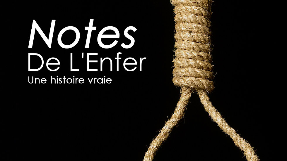 Notes de l'enfer (ePub)