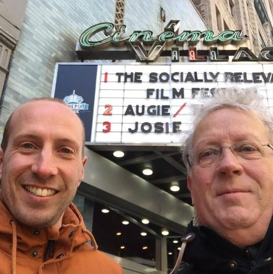 In New York voor het Socially Relevant Festival 2018