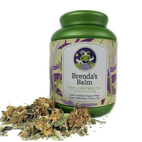 Brenda's Balm Commemorative Tin