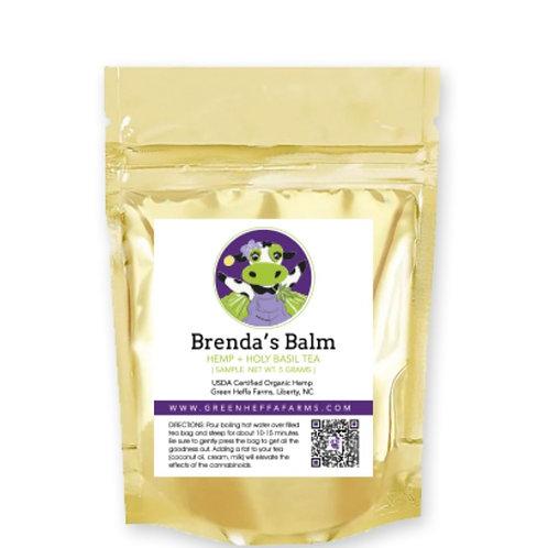 Brenda's Balm sample