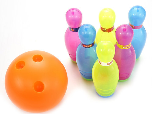 "7"" Super Bowling Set Toy For Kids"