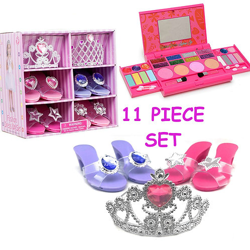 Princess Dress Up Role Play Makeup Set WASHABLE