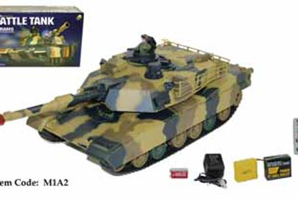 "16"" RC Airsoft Battle Tank"