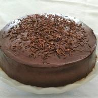 Oatmeal Chocolate Cake