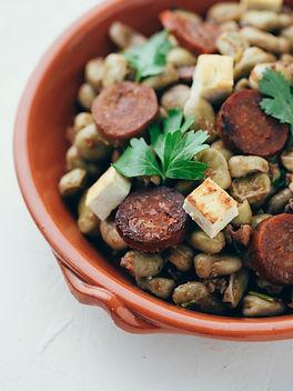 favas com enchidos vegetarianos3.jpg