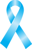 Texas Prostate Cancer Coalition Ribbon