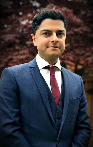 Private Consultant Orthopaedic Knee Surgeon London Khalid Al-Dadah
