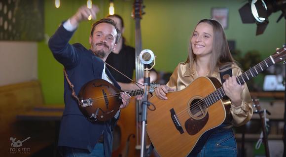 Performance live au Festival Folk sur le Canal 2020