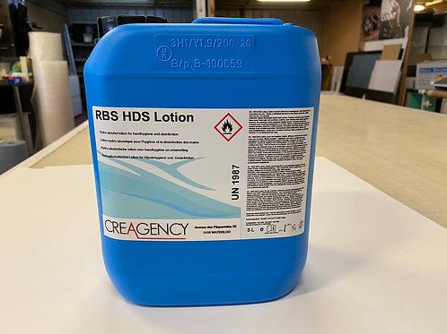 Lotion hydroalcoolique 5 litres