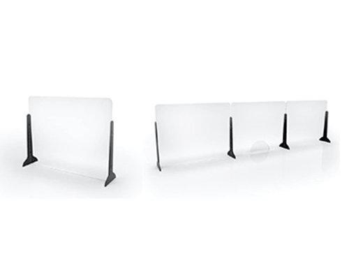 Double Hygiaphone Design 150Lx65Hcm