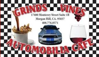 Grinds nVines Automobile Memorabilia