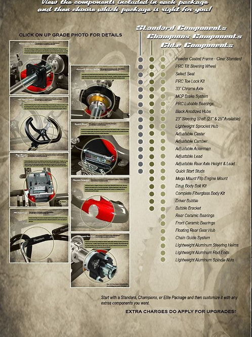list of Chassis options