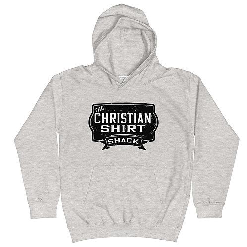 The Christian Shirt Shack Kids Hoodie