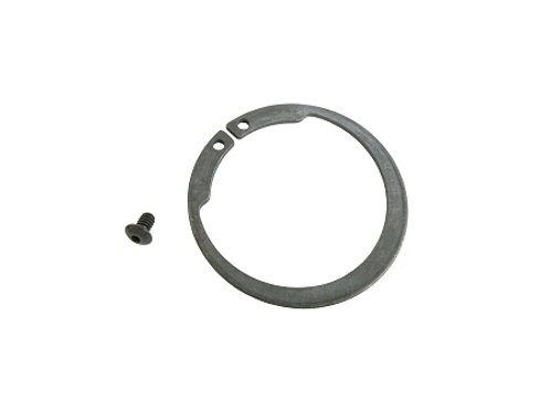 Bully Clutch Driver Snap Ring & retaining screw