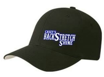 Casey's Backstretch Shine Hats