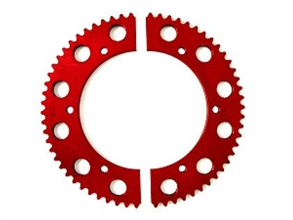 RED #35 Split Sprocket (Specify Size)