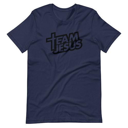 Team Jesus Short-Sleeve Unisex T-Shirt