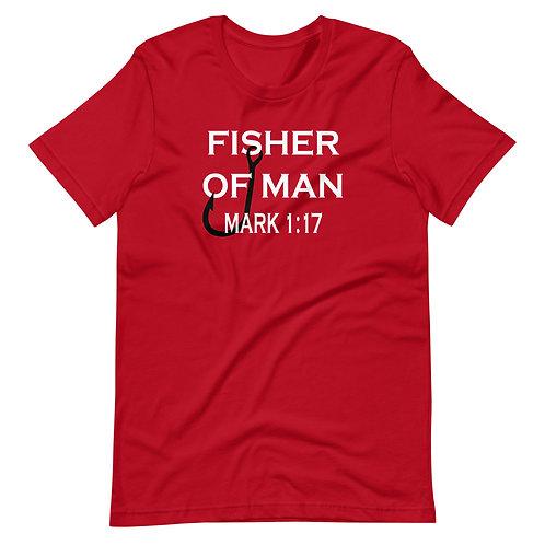 Fisher of Men Short-Sleeve Unisex T-Shirt