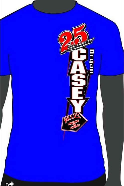 Casey Racing Late model shirts