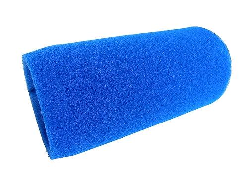"""Foam Pre Filter 3.5"""" x 8"""" BLUE 8 INCH"""