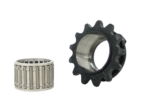 Bully Clutch Driver (11t - 21t) (with removable bearing ex 11t) (Select Size)