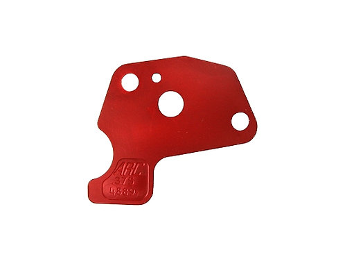 """Clone Engine Restrictor Plate (.375"""") Red"""