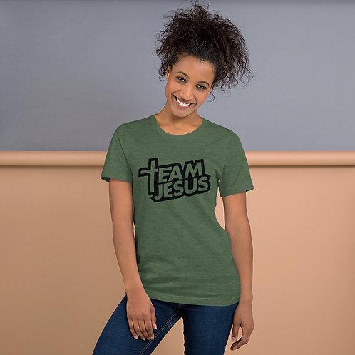Team Jesus Short-Sleeve Unisex T-Shirt