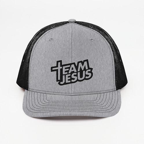 Team Jesus Trucker Cap