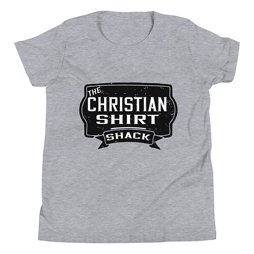 The Christian Shirt Shack Youth Short Sleeve T-Shirt