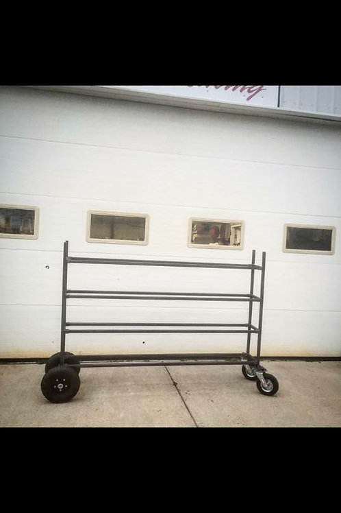 Racer Tire Rack built to order