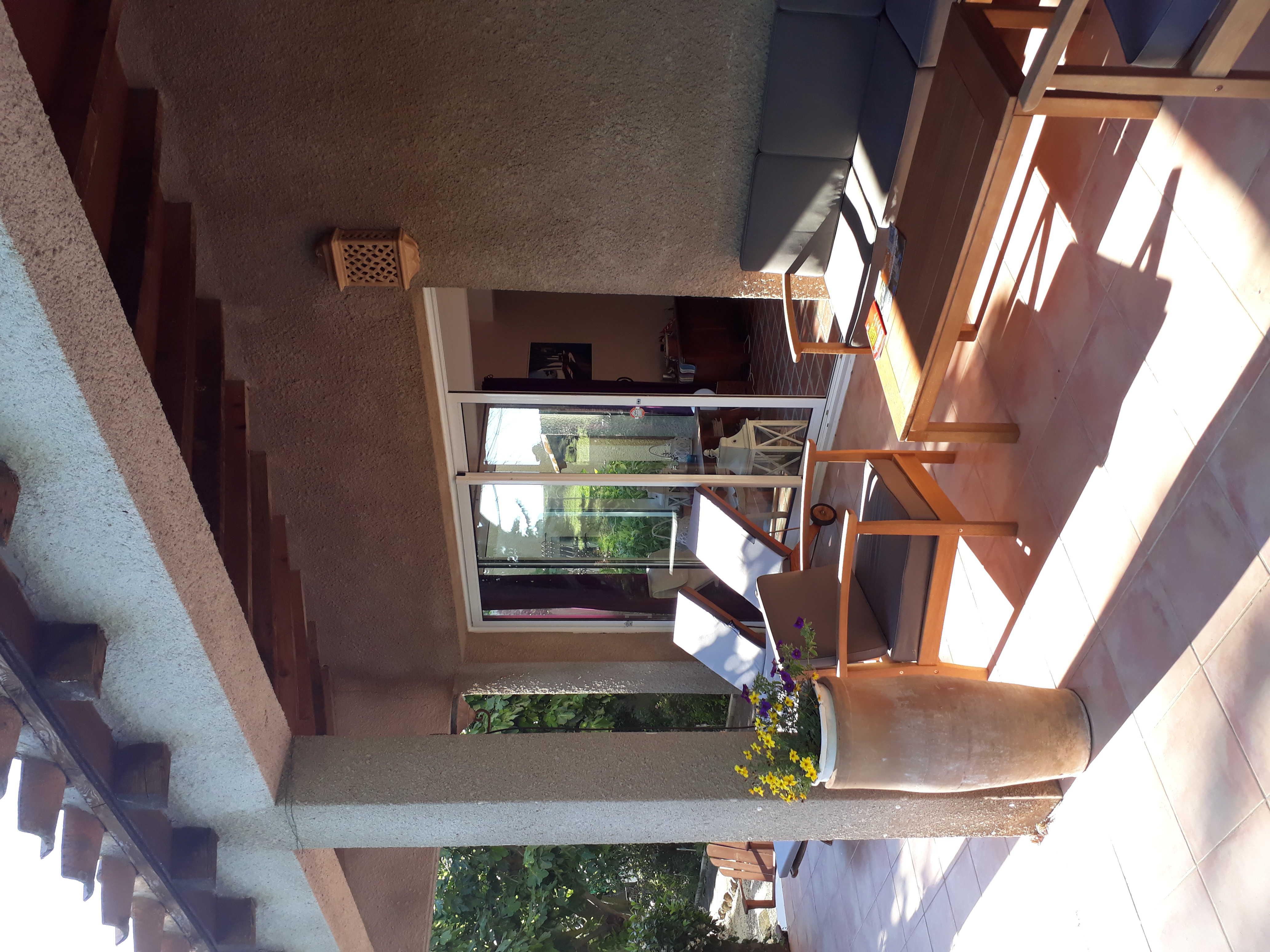 Terrasse de farniente