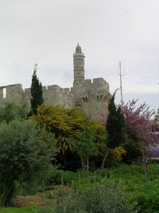 Tower of David, Jaffa Gate