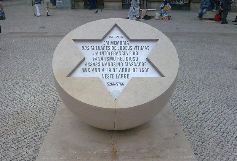 1506 Massacre Monument
