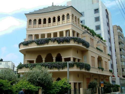 Pagoda House, Tel Aviv