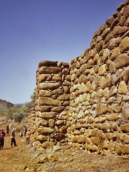 The Walls of Tel Dan